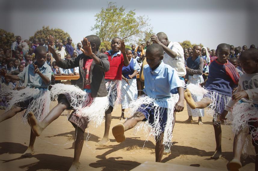 dancing malawi